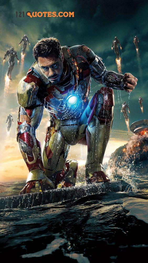 live wallpaper iron man