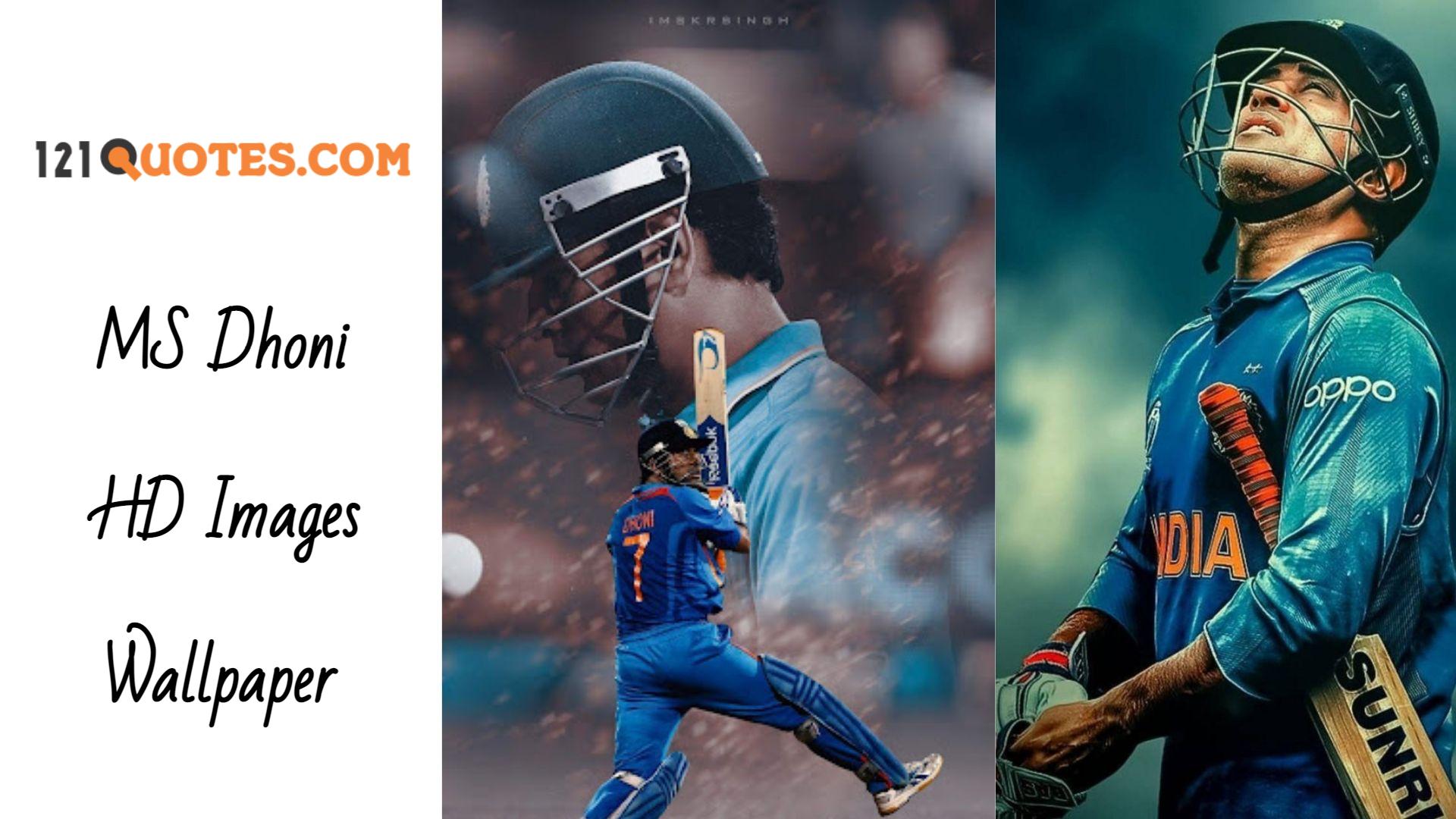 Mahendra Singh Dhoni Images Wallpaper