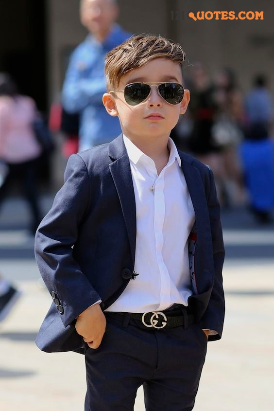stylish attitude status in english for boy